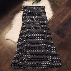 LuLaRoe size large dress/skirt